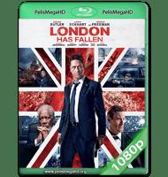 LONDRES BAJO FUEGO (2016) WEB-DL 1080P HD MKV INGLÉS SUBTITULADO