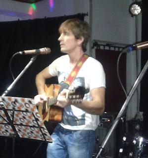 Richard RJ Marshall Singer/Songwriter Equinox Phnom Penh