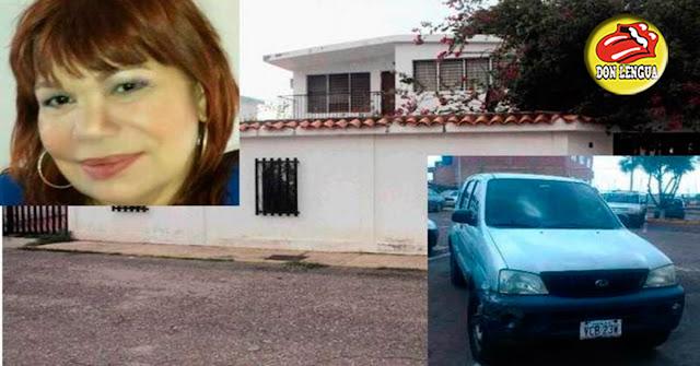 La pediatra de Maracaibo fue asesinada por sus propios empleados - Capturados