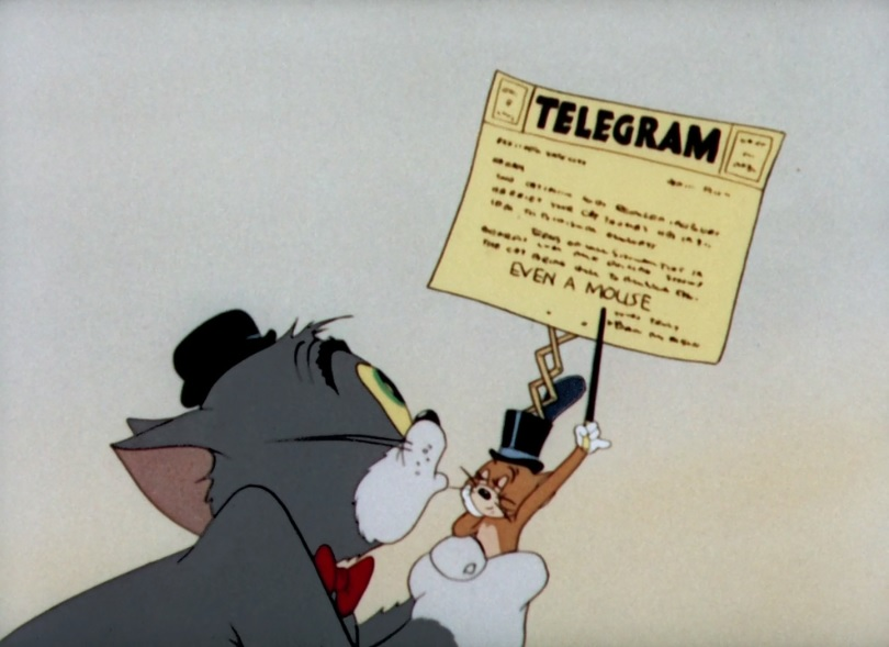 Tom and jerry the million dollar cat