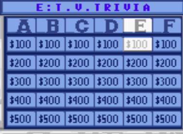 Neko Random: Jeopardy! (Sega Game Gear) Review