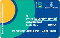 tarjeta sanitaria castilla la mancha