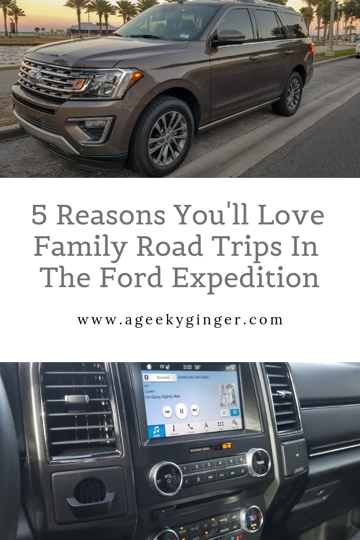 5 Reasons You'll Love Family Road Trips In The Ford Expedition