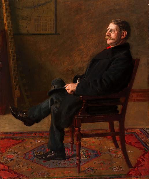 Frank John Jay St. Thomas Eakins