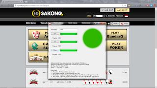 Cheat Bandar Sakong Online