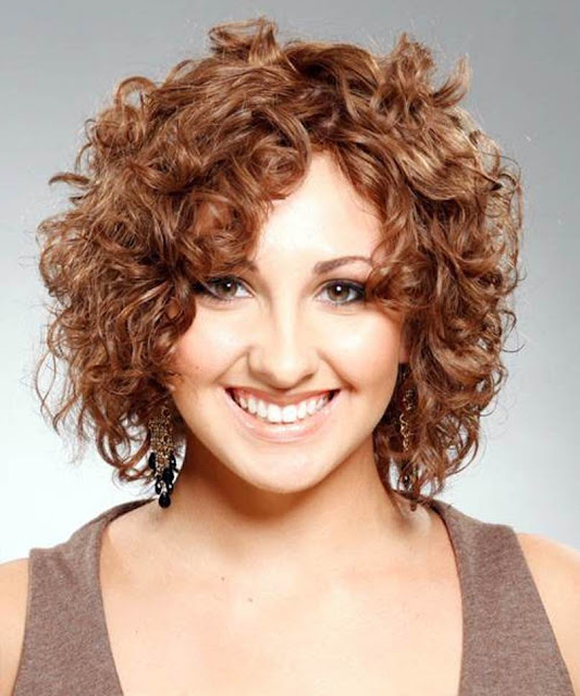 Fine Top Hairstyles Models Short Hairstyles For Naturally Curly Hair Short Hairstyles Gunalazisus