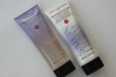 Charles Worthington Shampoo & Conditioner review