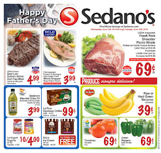 ⭐ Sedanos Ad 6/19/19 ✅ Sedanos Weekly Ad June 19 2019