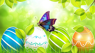 cute easter butterfly wallpapers 2021