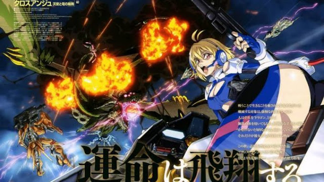 Cross Ange: Tenshi to Ryuu no Rondo BD Batch Sub Indo