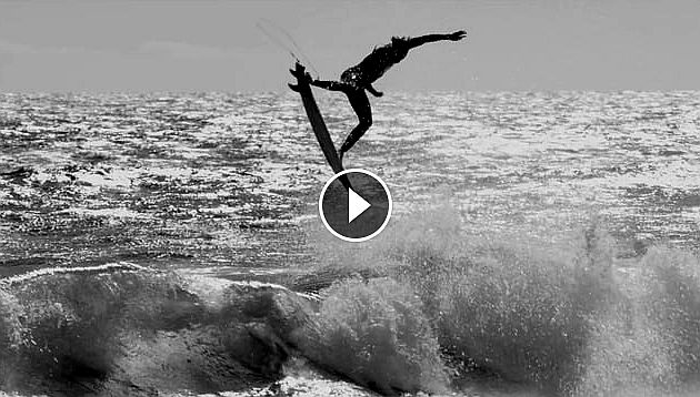 Jordy Smith in Collecting Dust