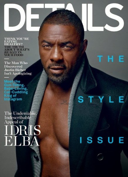 The Undeniable Appeal Of Idris Elba On Details