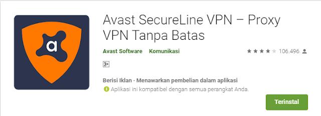 Download avast secureline vpn 2019