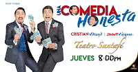 Una comedia honesta | Teatro Santa Fe