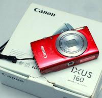 Kamera Digital Bekas Canon Ixus 160
