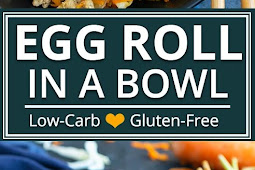 EGG ROLL IN A BOWL | PALEO, KETO