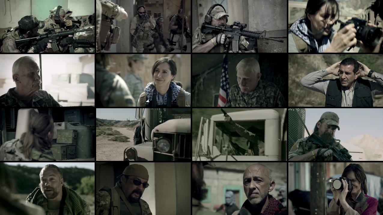 Sniper Special Ops 2016 WEB-DL 720p 550MB