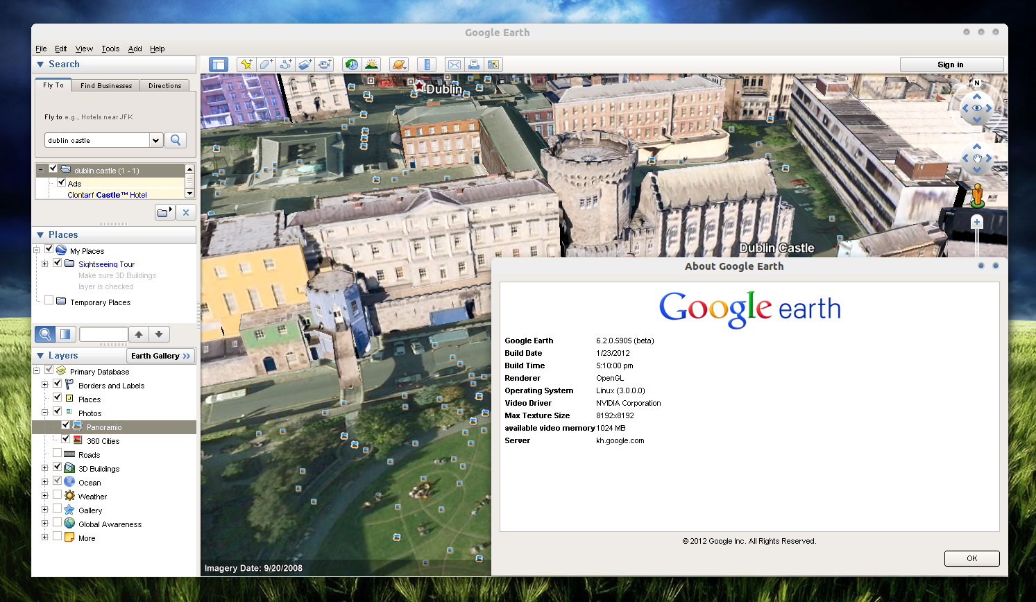 Google Earth 6 2 Released With A New Way Of Rendering
