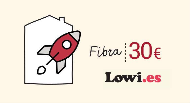 La ocu reclama la oferta engañosa de fibra de lowi