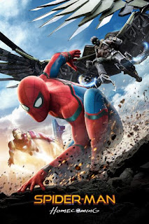 Film Spider-Man: Homecoming (2017)