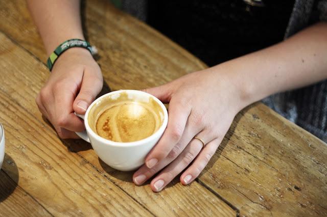 Dyson und Blog Fleur et Fatale : Coffee Art