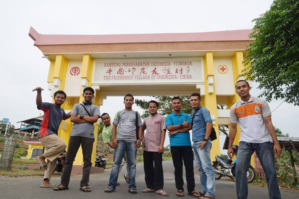 gerbang kampung jacky chan
