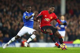 مباراة مانشستر يونايتد وايفرتون Manchester United vs Everton الأحد 17/9/2017 الدوري الإنجليزي الممتاز