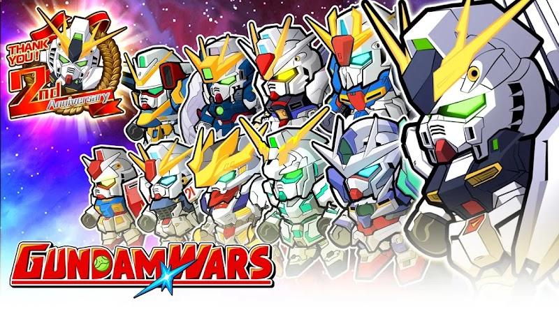 LINE: Gundam Wars v2.10.0 Mod Apk