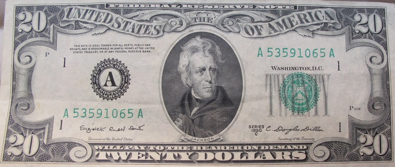 how to tell a counterfeit fifty dollar bill