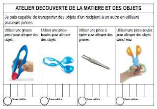 brevet pinces montessori maternelle