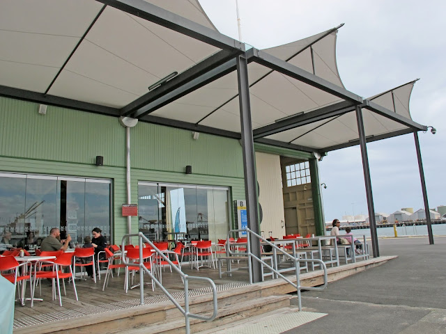 canopy membrane cafe