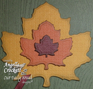 "Our Daily Bread designs ""Give Thanks"", ""Wood Background"" Designer Angie Crockett"