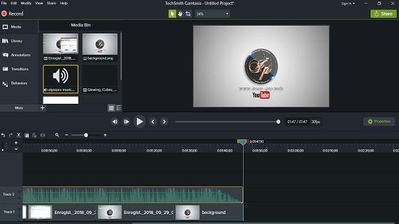 Camtasia Studio Full Activation