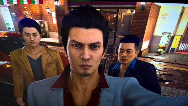 Ryu Ga Gotoku 1 & 2 HD Edition Screenshot