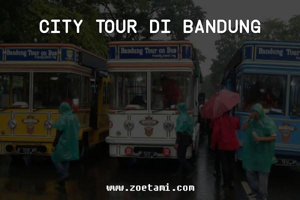 Keliling Bandung Dengan Bandros