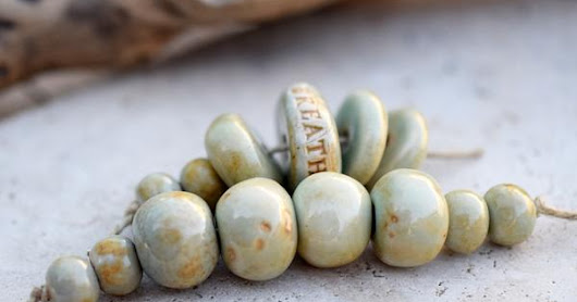 Porcelain Beads vs. Ceramic Beads. How Durable and Strong Are They?