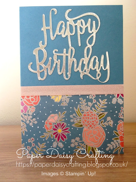 Sweet Soiree from Stampin' Up!