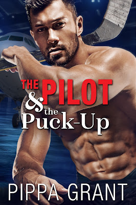 The Pilot & the Puck-Up cover