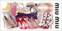 Miu Miu İlkbahar Yaz Ayakkabı Kolleksiyonu