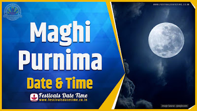 2023 Maghi Purnima Date and Time, 2023 Maghi Purnima Festival Schedule and Calendar