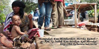 Bantulah miskin di Indonesia