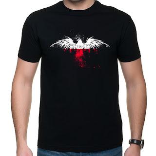 Koszulka z biało-czerwonym orłem