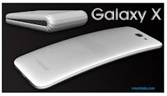 Samsung Galaxy X, Desain, Harga Dan Rilis Si Smartphone Lipat