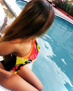 Prerna Kumar spicy Indian real life girl model sizzling Bikini Pics unseen .xyz Exclusive 021