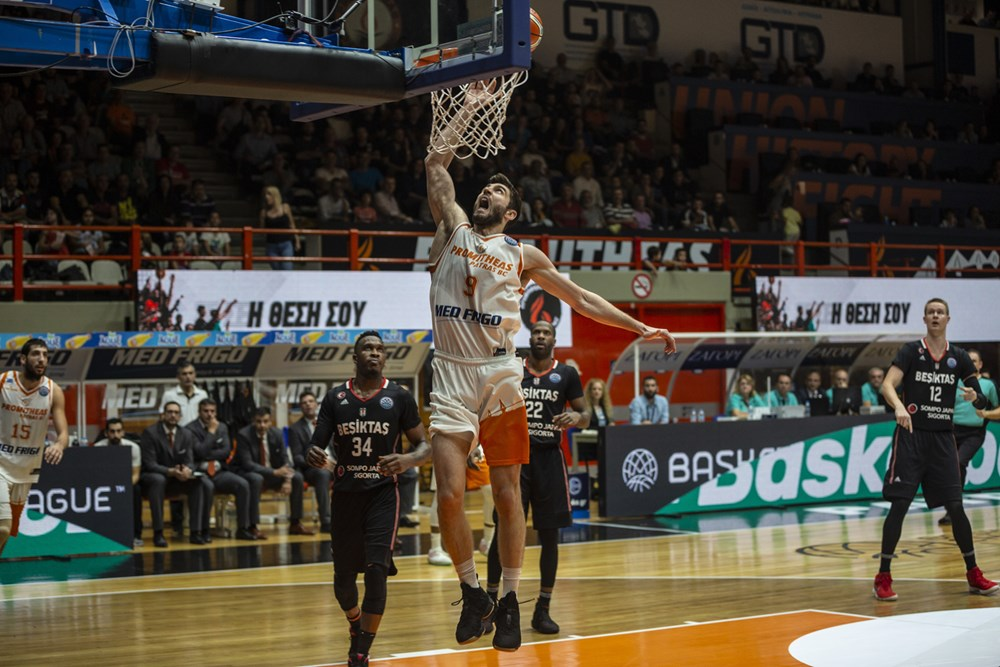 Basketball Champions League: Μοναδική αήττητη ομάδα η