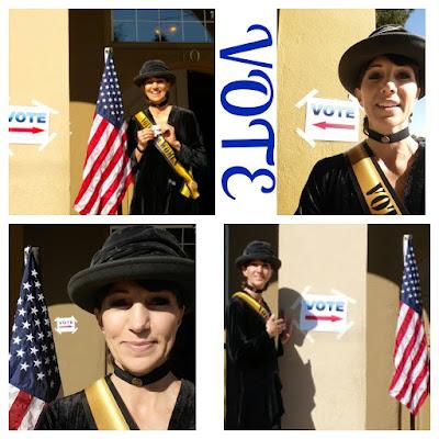 Wendy Kolar Mullen Voting 2016