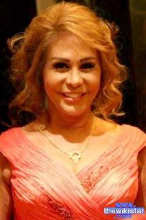 مها المصري (Maha El Masri)، ممثلة سورية