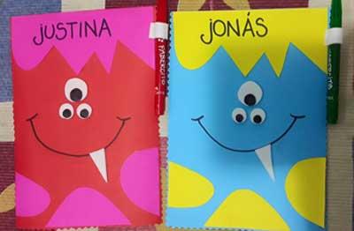 Ideas para regalar a los niños de jardin de infantes