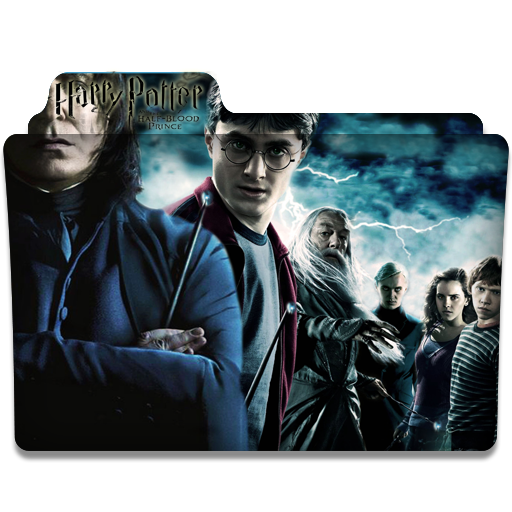 Folder Eyecons Harry Potter And The Half Blood Prince 2009