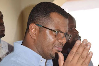 Report Of Hassan Omar's Nasa Departure Spiral.